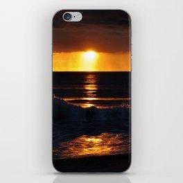 West Coast Sunset iPhone Skin