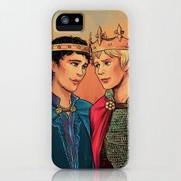Kingly Husbands iPhone Case