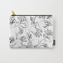 The SENSUALIST Collection (Tact) Carry-All Pouch