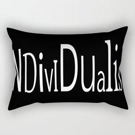 Individualist Rectangular Pillow