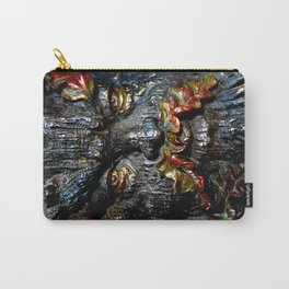 Green man Carry-All Pouch
