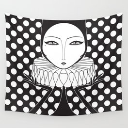 Serge Close Wall Tapestry