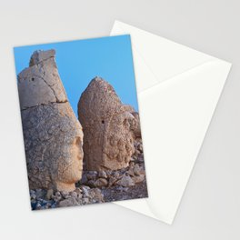 Sculptures of the Commagene Kingdom, Nemrut mountain Stationery Cards