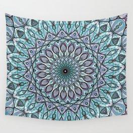Crystal Palace Mandala Wall Tapestry