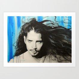 'Track 12' Art Print