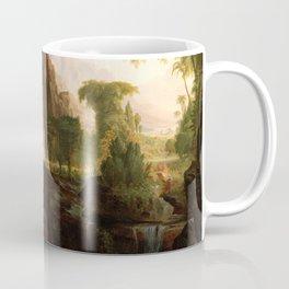 Thomas Cole - Expulsion from the Garden of Eden, 1828 Coffee Mug