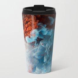 Collision II Metal Travel Mug