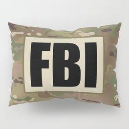 FBI Pillow Sham