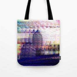 Enchanted Resonator Tote Bag