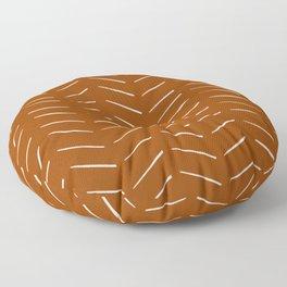 MOD_RepeatBrokenArrow_Camel Floor Pillow