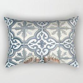 Art Beneath Our Feet - Toronto Rectangular Pillow
