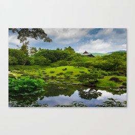 Garden of Heaven Canvas Print