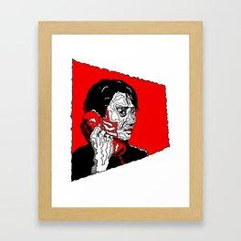 Haruomi Hosono Framed Art Print