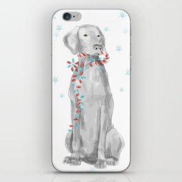 CHRISTMAS IS ALL AROUND YOU iPhone Skin
