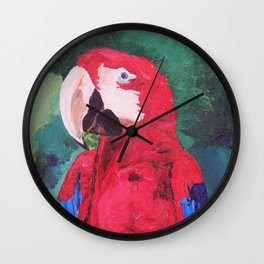 Phone Case Wall Clock
