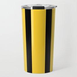 Bruce Bee Bumble Lee Stripes Travel Mug