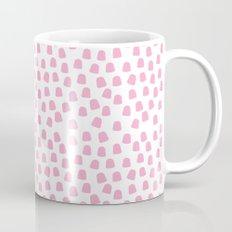 Dots Pink Mug