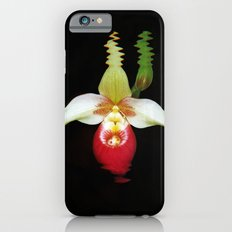 Lady Slippers Orchid iPhone 6s Slim Case