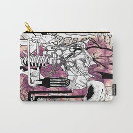 Missing Parts Carry-All Pouch