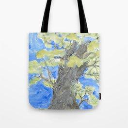 Storybook Tree Tote Bag