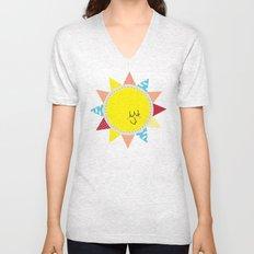 In the sun Unisex V-Neck