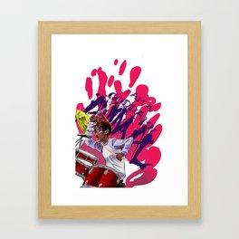 Insidout 2  Framed Art Print