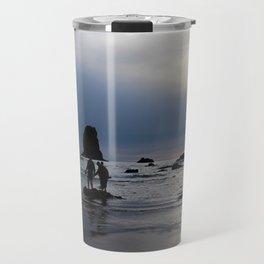 Oregon Sunset Travel Mug