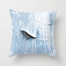 The Gash Throw Pillow