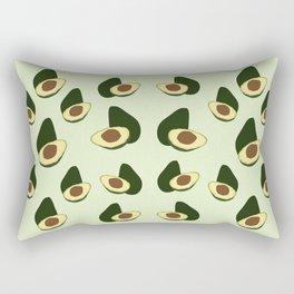 Avocado Fever Rectangular Pillow