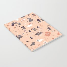 Bad cats Notebook