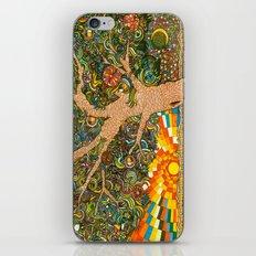Etz haDaat tov V'ra: Tree of Knowledge iPhone & iPod Skin
