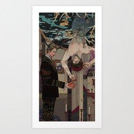 Memory Palace Art Print