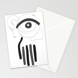 mein aügapfel Stationery Cards