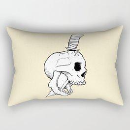 A Bitter End Rectangular Pillow
