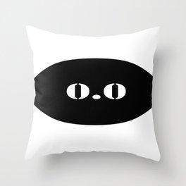 Zero Point Zero Throw Pillow
