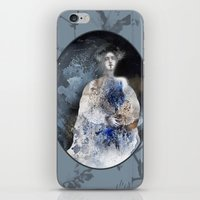 virginia iPhone & iPod Skins featuring Virginia by Iris V.