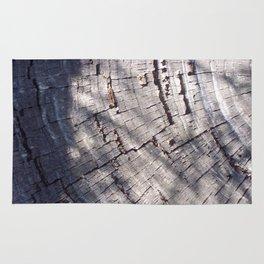 Wooden Rings Rug