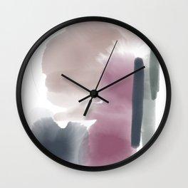 Introversion V Wall Clock