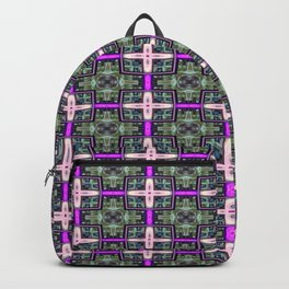 Housebound Haggis Pattern 1 Backpack