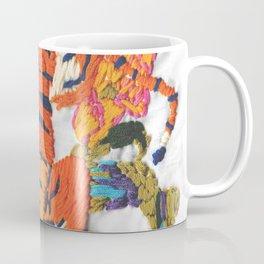 TIGER embroidery Coffee Mug