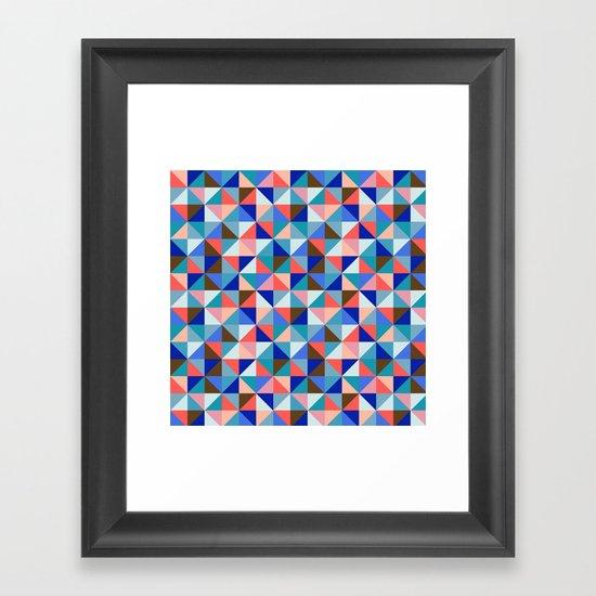 Kaleido Framed Art Print
