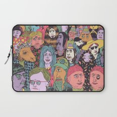 The Gathering Laptop Sleeve