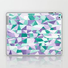 #103. JENNI (Abstract Stained Glass) Laptop & iPad Skin