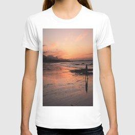 Beach on Fire T-shirt