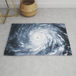 Hurricane Igor Rug