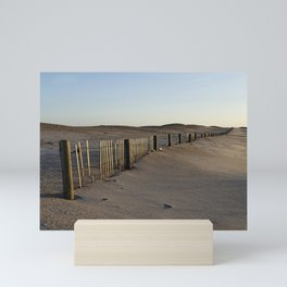 Beach Dunes Mini Art Print