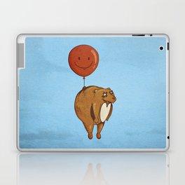 Float On, Bear, Float On Laptop & iPad Skin