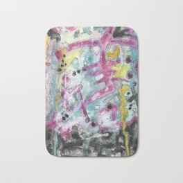 Abstract Art - Moving Bath Mat