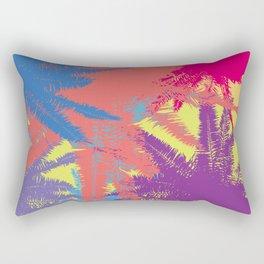 Palm tree C Rectangular Pillow