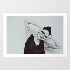 R h i Art Print